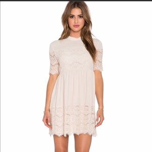 WAYF babydoll dress.